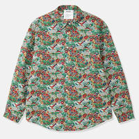 DIGAWEL Shirt /fabric by LIBERTY 2colors