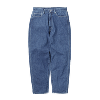 Graphpaper MEN Denim Five Pocket Pants FADE INDIGO