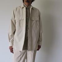 RAKINES Organic ST corduroy - MP shirts 2colors