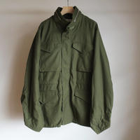 YAECA LIKE WEAR M-65 フィールドジャケット OLIVE SATIN 20506