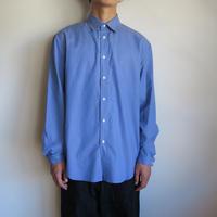 DIGAWEL Pinpoint Oxford Shirt SAX