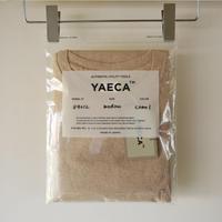 YAECA WOMEN クルーネック ポケット Tシャツ 3colors 89012