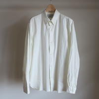 YAECA MEN BUTTON SHIRTS BD WHITE 11102