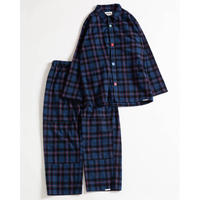 "NOWHAW ""play"" pajama TARTAN CHECK"