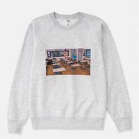 DIGAWEL Sweatshirt(ready-made) ink jet printing