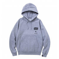 POET MEETS DUBWISE SPACE.E HOODIE GRAY SPEHD-0054