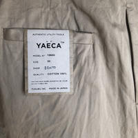 YAECA MEN CHINO CLOTH PANTS ワイド 3colors 19655