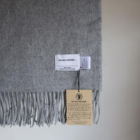 THE INOUE BROTHERS ... Large Brushed Stole 2colors
