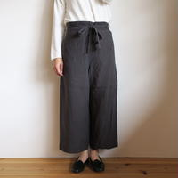 YAECA WRITE WOMEN リボンパンツ 2colors 99612 99613 99614