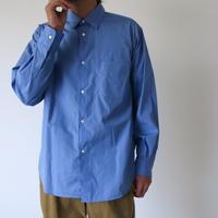 Graphpaper MEN Broad Regular Collar Shirt 3colors