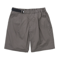 Graphpaper MEN Stretch Typewriter Wide Chef Shorts 3colors