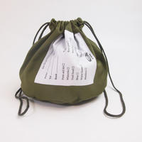 "Be prepared ""PROTECTION"" The Scout Basic Essentials Bag  khaki"
