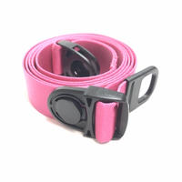 "Be prepared  ""Snake Bite"" Belt Pink"