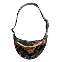 "Be prepared ""old memories"" I Wonder Waist Bag  FLORAL ANTIQUE 02"