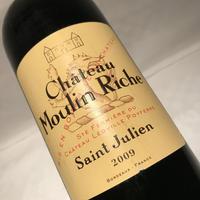 2009 シャトー・ムーラン・リッシュ