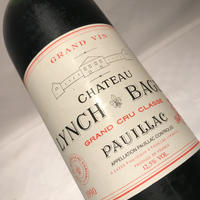 1990 シャトー・ランシュ・バージュ