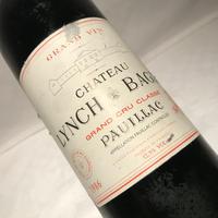 1986 シャトー・ランシュ・バージュ