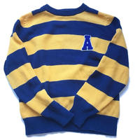 "ClubSexy ""Academy "" Custom vintage knit"