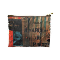Besidethebag  reissued  anarchy pouch