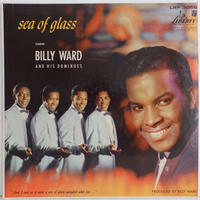 激レア MONO 深溝 US盤 完全 オリジナル BILLY WARD and his dominoes Sea of glass