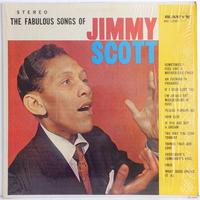 激レア! Savoy 美シュリンク オリジナル US盤 JIMMY SCOTT Fabulous songs of ジミー・スコット MG 12301 STEREO Twin Peaks