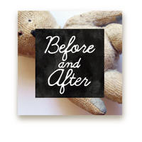 Before and After - Single【CDR】