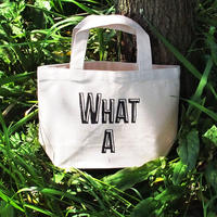 Totebag(S)What a wonderful world