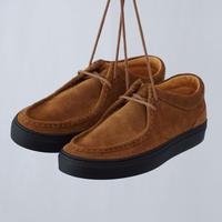PICCANTE Tyrolean Shoes - SUEDE BEIGE