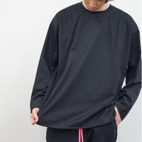 3tuck long sleeve/BET-K09001-212-BLACK