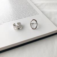 C2R silver925リング
