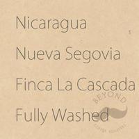 Nicaragua Nueva Segovia Finca La Cascada Fully Washed - 200g