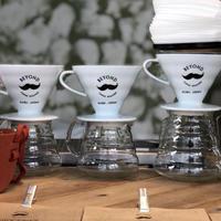 HARIO V60 x BEYOND COFFEE ROASTERS