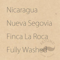 Nicaragua Nueva Segovia Finca la Roca Fully Washed - 200g