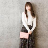PAPRIKA 【イーニッド ・キルト】 ミニレザーバッグ  本革- 日本未発売-4カラー