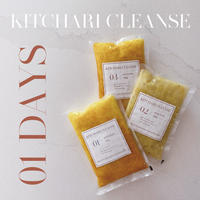 KITCHARI CLEANSE 1DAYS