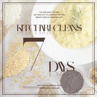 【RENEWAL】KITCHARI CLEANSE  7DAYS