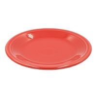 FIESTA Salad Plate Scarlet