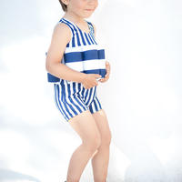 "Archimede ""BORIS"" 浮き輪付水着 for 4歳 BOYS"