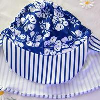 "Archimede ""HAWAI MARINE HAT UV Protection"" SPF50+UVプロテクション スイムハット for Babys & BOYS"