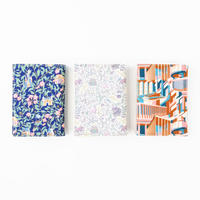 LIBERTY PRINT BOOK COVER 文庫 2020 SS TRAVELS