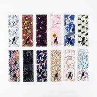 LIBERTY PRINT BOOK MARK  2019 AW SEASONAL
