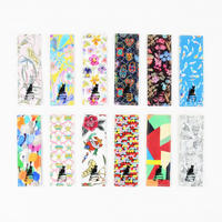 LIBERTY PRINT BOOKMARK 2020 SS SEASONAL