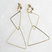 sankakukaku earring [VE-010]