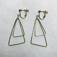 sankaku earring double L [VE-017]