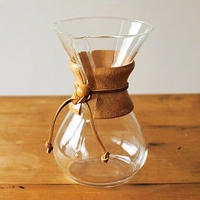 CHEMEX  コーヒーメーカー 6cup マシンブロウ