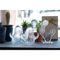 amabro Cactus ガラスオーナメント