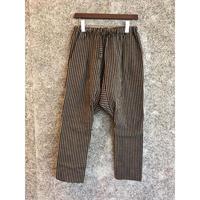 NORAGI PANTS 「 山袴」/棒縞