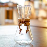 CHEMEX コーヒーメーカー3cup ハンドブロウ