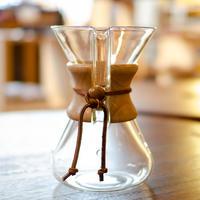 CHEMEX  コーヒーメーカー 6cup ハンドブロウ
