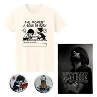 Radiohead Night 応援pac T-shirt セット B (ナチュラル)